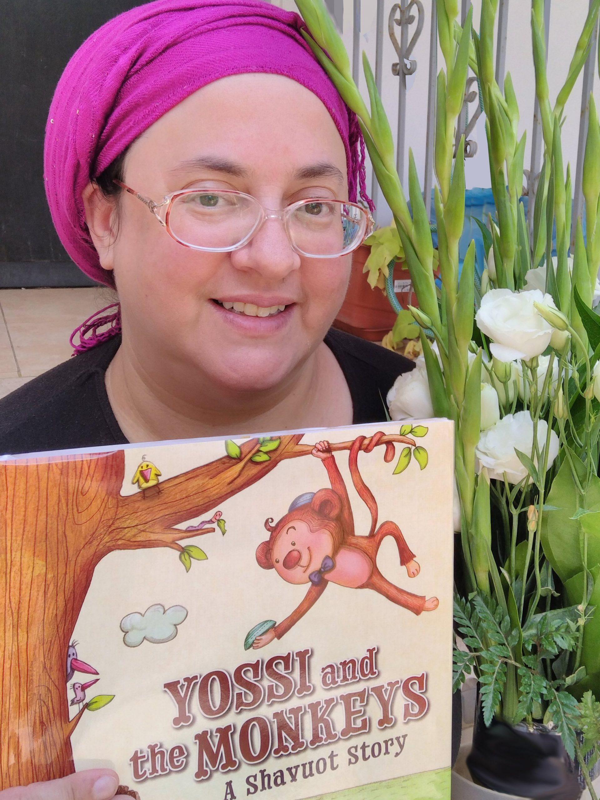 Jennifer Tzivia MacLeod author photo